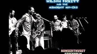 Wilson Pickett-Sweet Soul Music Live Feb 10 1969