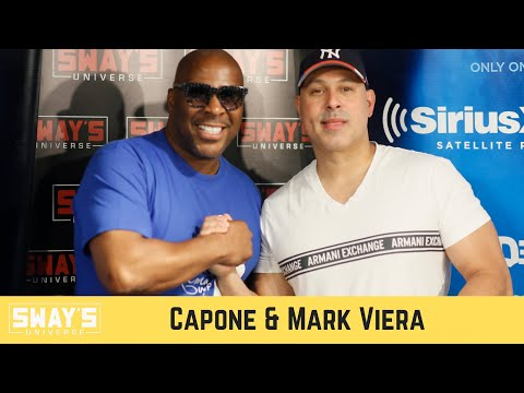 Capone and Mark Viera Weigh In On Eddie Murphy & Richard Pryor Beef | SWAY'S UNIVERSE