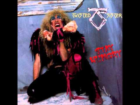 Twisted Sister - S.M.F.