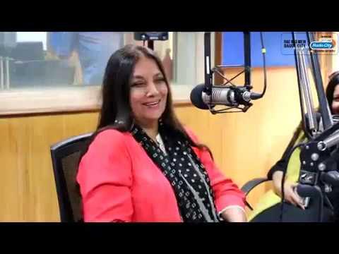 Shabana Azmi Speaking About Kaifi Azmi With RJ Gaurav