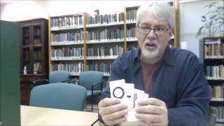 Telepathy - Introduction to Zener Cards