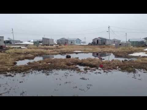 Running from Erosion in Newtok, Alaska