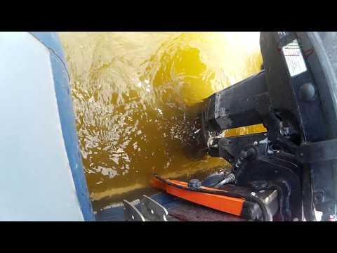Крепление датчика эхолота Garmin Striker 7SV