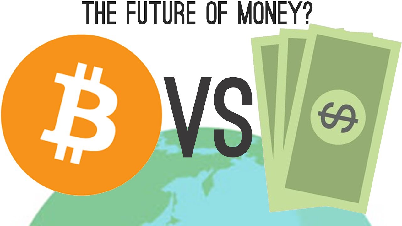 Image result for bitcoin vs real money