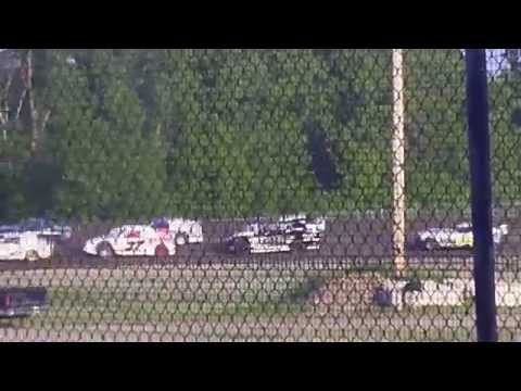 LaVerne Knickerbocker's Heat Race at Black Rock Speedway 5/29/2015