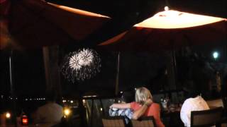 Exploring Disney's Polynesian Resort & Fireworks