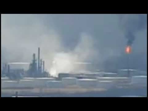 Multiple Explosions Rock Superior, Wisconsin Oil Refinery, 1 Mile Evacuations In All Directions