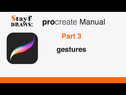 how to use procreate ipad