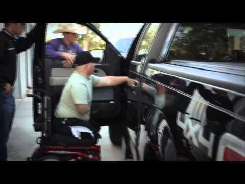 Built Ford Tough Invasion: San Antonio (PBR)