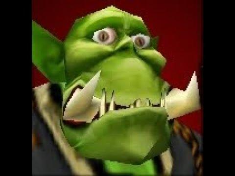 Jaca Praca Peon Warcraft 3 Youtube
