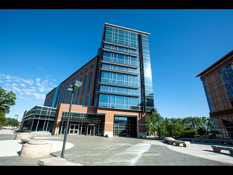 Ball State Residence Hall Tour | Schmidt/Wilson Hall