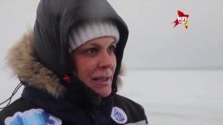 Есть рекорд! Российские дайверы совершили самое глубокое подледное погружение в мире(Автор надводного видео: Антон Райхштат, подводное видео - Александр Губин и Игорь Артемьев., 2016-03-06T14:09:14.000Z)