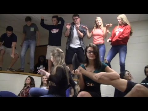 Shut Up and Dance Party Friday - Bloomingdale High School