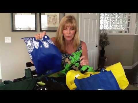 Recycle Your Reusable NonWoven Polypropylene Bags Here!