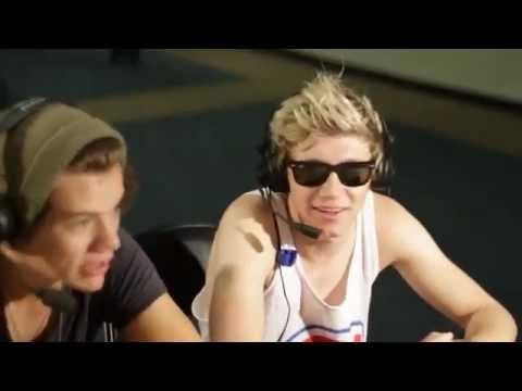 Harry Styles and Niall Horan Interview - The Bert Show (Full)
