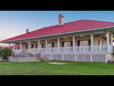 A Tour Of Redfish Lodge