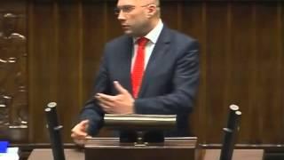 [114/324] Tomasz Lenkiewicz: Panie Marszałku! Panie Pośle! Przede wszystkim pan powiedział o ta..