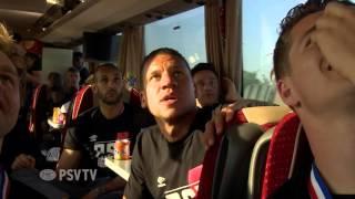 PSV selectie kijkt samenvatting De Graafschap - Ajax