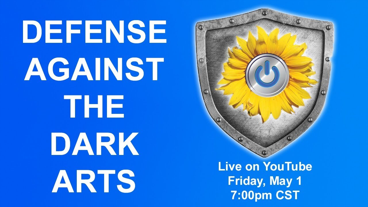 Defense Against The Dark Arts Live Class Youtube