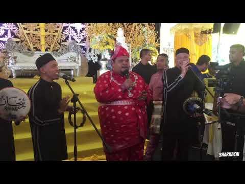 Majlis Perkahwinan Abam Bocey - iman mutiara - Abam Bocey ft Raihan