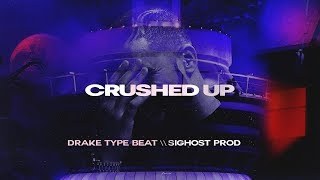 • CRUSHED UP • Drake x Meek Mill Type Beat 2019 • New Instru Energetic Trap Rap Instrumental Beats