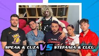 GHICESTE DACA E INTR-O RELATIE cu Speak & Stefania #NoapteaTarziu