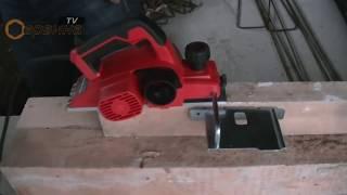 TEST Ренде Maktec MT191 - 580W(Хоби серията на марката Makita - Удобно за хващане с подходящ ъгъл и покритие на дръжката - Висока скорост..., 2014-11-19T20:38:40.000Z)