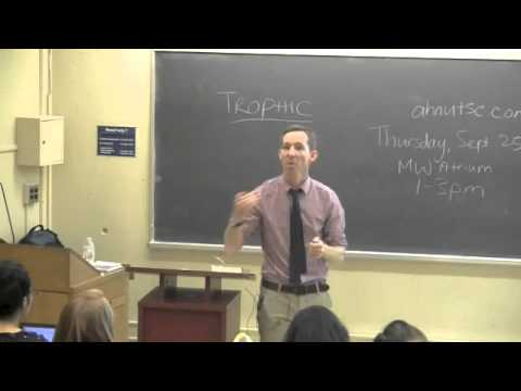 Environmental Stress, Culture, and Human Adaptation: Lecture 1