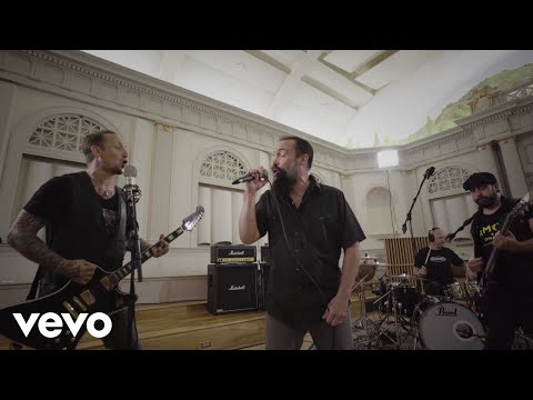 SHROOM - Watch VOLBEAT's Die To Live Music Video Ft. Clutch's Neil Fallon [Video]