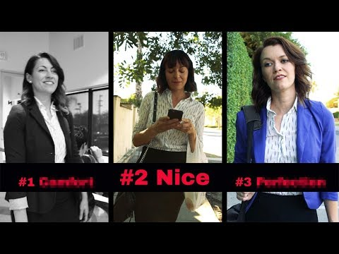 Which Of These 3 Women Are YOU? (You'll be surprised...) (Matthew Hussey, Get The Guy)