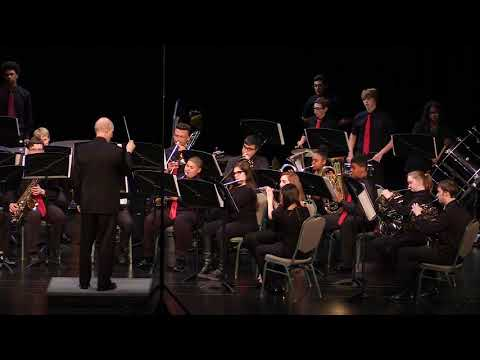 Northwood Temple Academy 8th-12th Grade Band - Into the Deep - John H. Wright