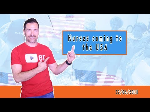 How Can A Foreign Nurse Get A Visa To Work In The USA 2019?, Immigration Lawyer In California