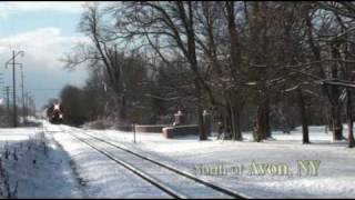 The Livonia, Avon & Lakeville Railway: ALCOs to Rochester