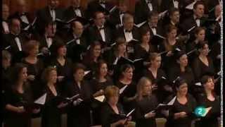 Sinfonía Nº 9 Op. 125 (L. van Beethoven) - IV Finale. Presto - Coro UPM