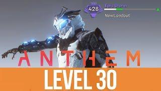 ANTHEM Gameplay - LEVEL 30 / END GAME Gameplay
