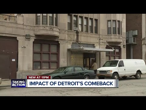 Detroit's Coalition on Temporary Shelter shuns sale offers, stays downtown
