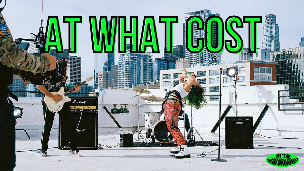 LOUDER NEWS: In The Mourning - 'At What Cost' EP