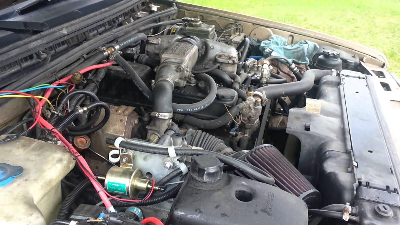 hight resolution of my discovery i isuzu 4jb1 t diesel conversion