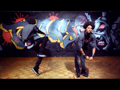 Les Twins Freestyle Dance Laurent Larry