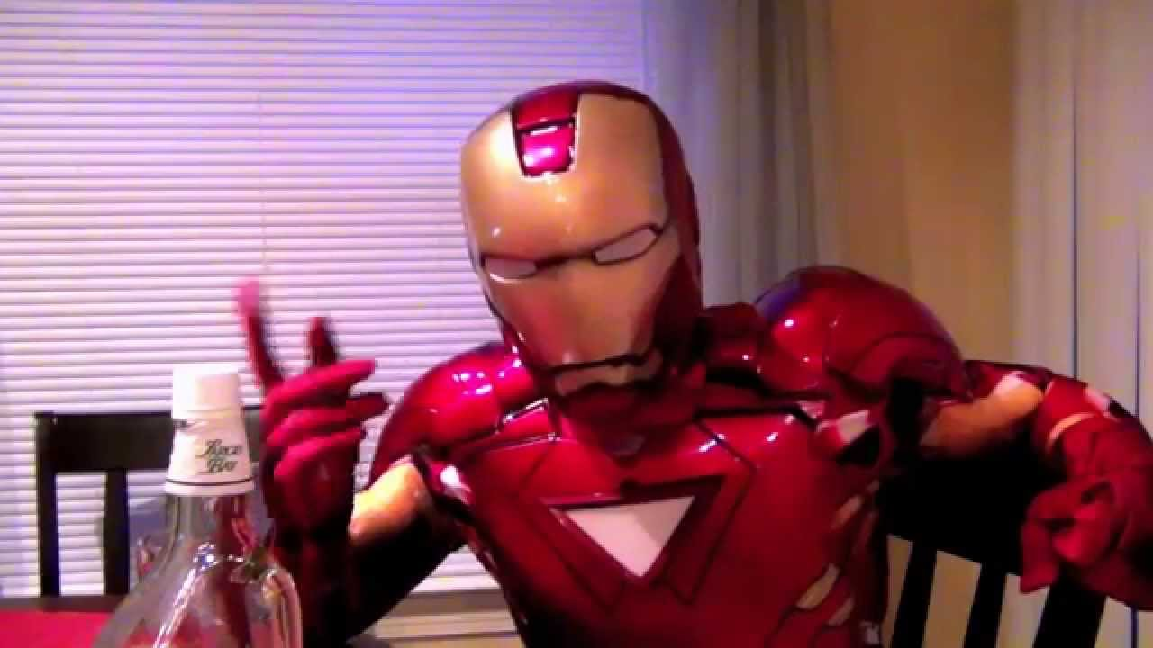 Iron Man's New Year's Resolution (Marvel Spoof/Avengers ...