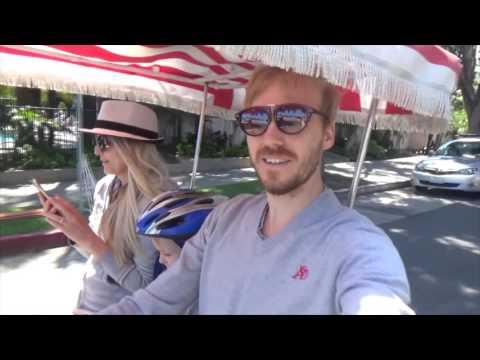 🇺🇸 Прогулка по Санта Барбаре •Santa Barbara