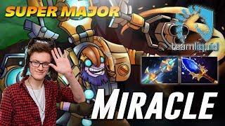 Miracle Tinker [Liquid vs Secret] | CHINA DOTA2 SUPER MAJOR