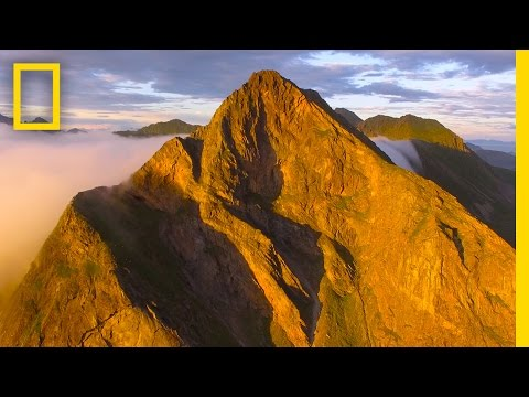 Drone Captures the Haunting Beauty of Northern Norway's Mountains | Short Film Showcase