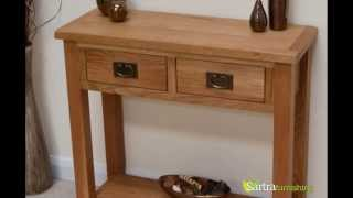 Sartra Beaufort Range - Hall Table / Console Table
