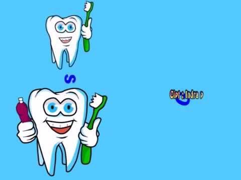 Lagu Anak Indonesia : Gosok gigi