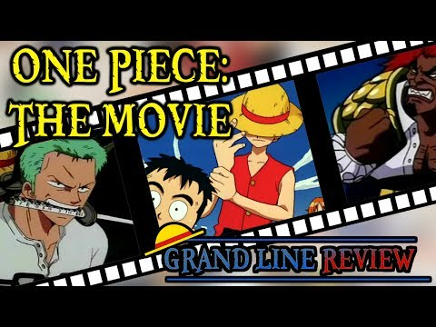 One Piece: The Movie Review (Film Friday)