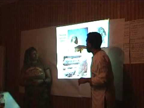 Sebai MAA presents Kemetic Diet Wisdom for Traditional Healers in South  Africa 2007