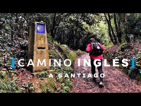 CAMINO DE SANTIAGO INGLÉS, la ruta más pura a Compostela