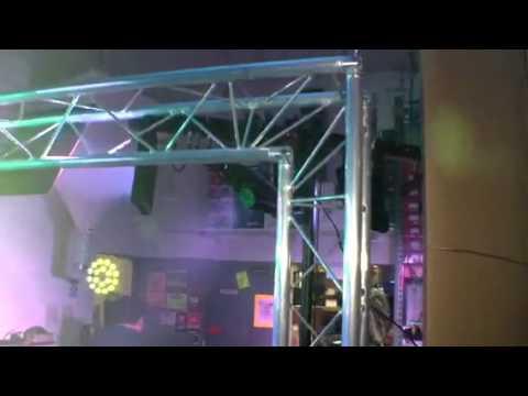 Chauvet expo 2013 at Metro Sound & Lighting Trusst goal ...