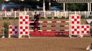 Incitatus & Annabella Sanchez, $50,000 Grand Prix (6th), Equifest I